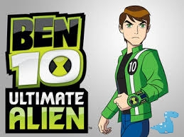 3D Ben 10 Ultimate Alien