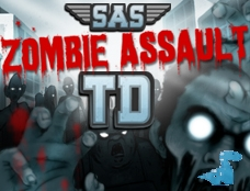 SAS Zombie Assault Tower Defence